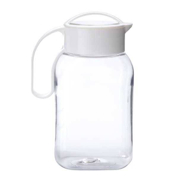 1.9 qt. Screw-Top Acrylic Styrene Pitcher