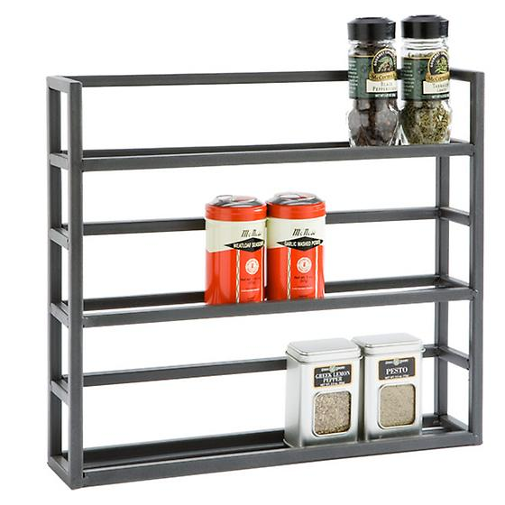 Iron Spice Rack