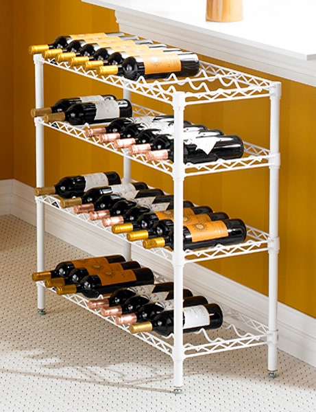InterMetro® Wine Rack