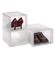 Drop-Front Shoe Boxes