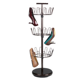 Bronze 3-Tier Shoe Tree