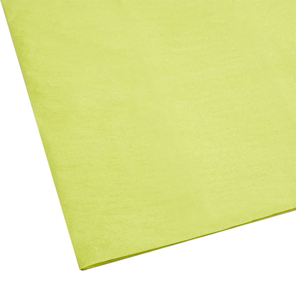 Chartreuse Tissue