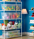 InterMetro® Kids' Shelving