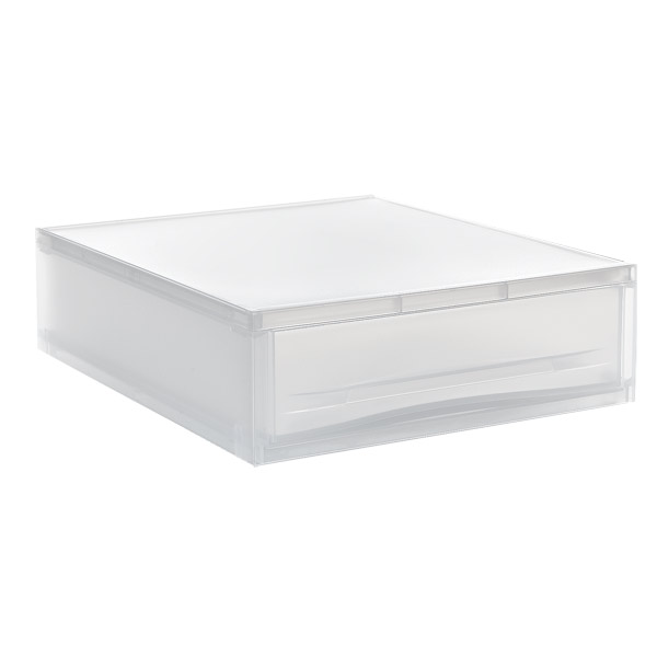 Single Paper Drawer Translucent
