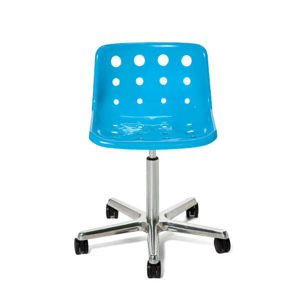 Polo Desk Chair Nova Blue