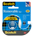 Scotch&reg; Removable Tape