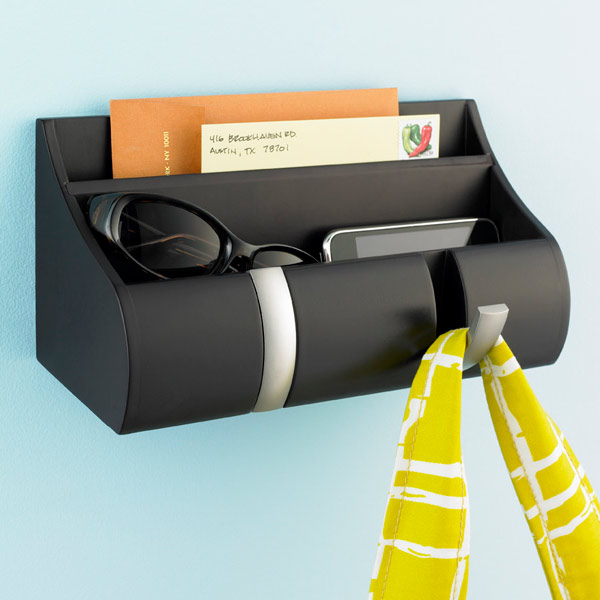 Espresso Cubby Wall-Mount Organizer by Umbra®