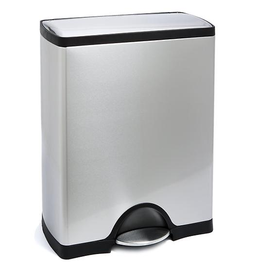 simplehuman 13 gal. Rectangle Step Can