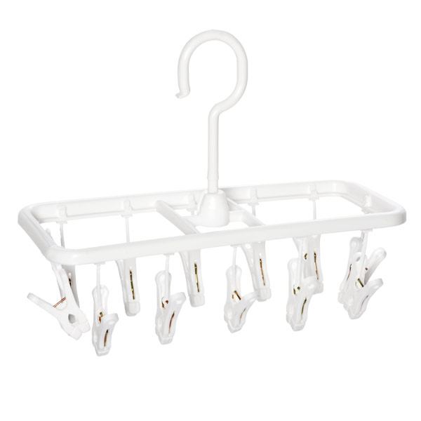 Lingerie Drying Rack White