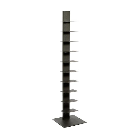 Anthracite Sola Bookcase