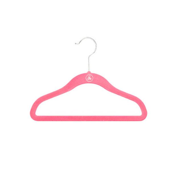 Kid's Huggable Hangers Pink Pkg/5