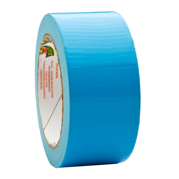 Duck Tape Electric Blue
