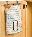 Axis Overcabinet Grocery Bag Holder
