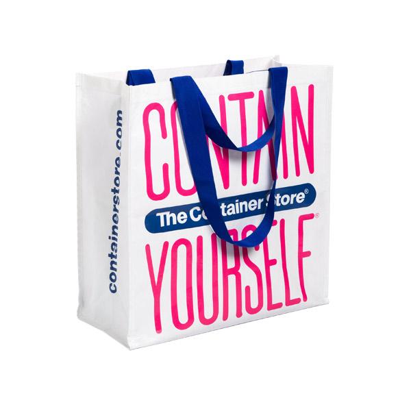 Contain Yourself Reusable Bag