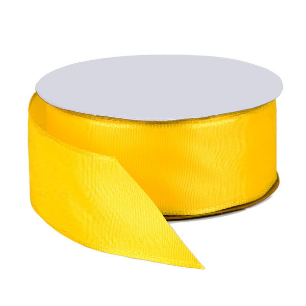 Ribbon Wired Bright Yellow