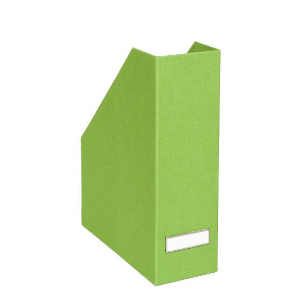 Bigso Library Magazine File Green