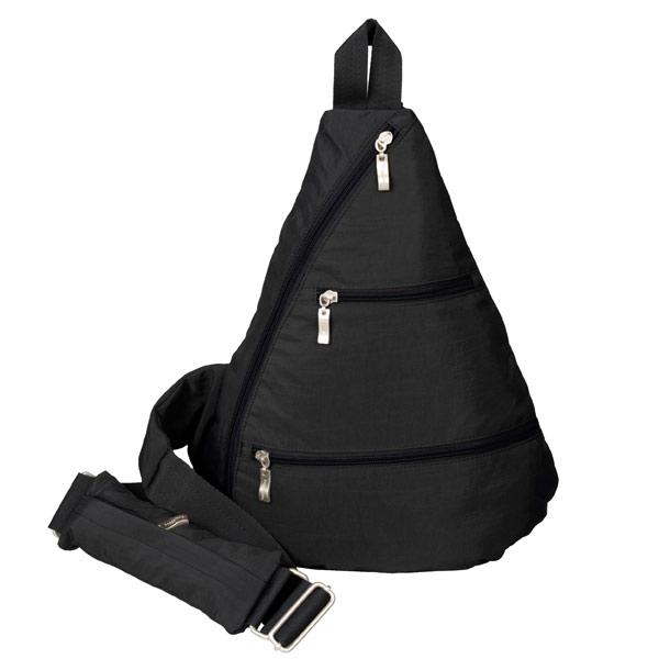 baggallini Hugger Backpack Black