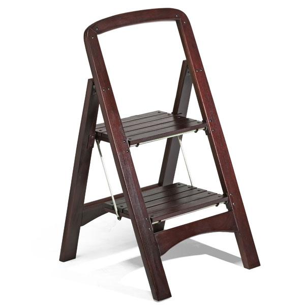 Closet Ladders Wood Roselawnlutheran