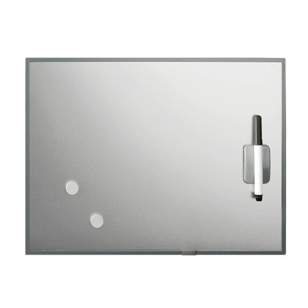 stainless magnetic dry erase boards the container store. Black Bedroom Furniture Sets. Home Design Ideas