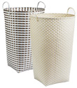 Woven Nylon Hamper