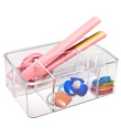 Acrylic Hair Accessories Organizer