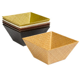 Medium Square Pandan Basket