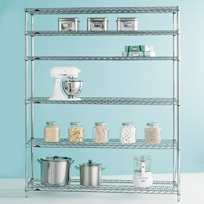 Metro Commercial Pantry Shelves