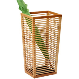 Bamboo Umbrella Stand
