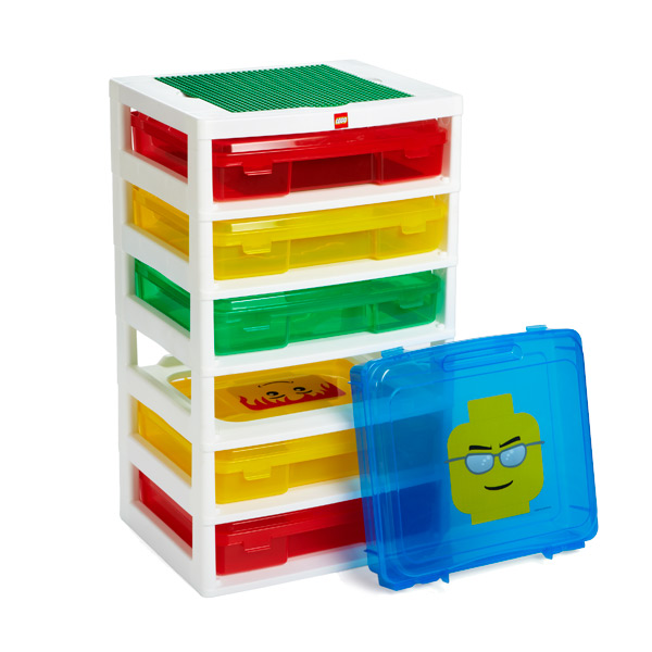 Lego Organization Simply Organized