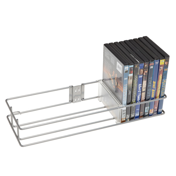 elfa utility Media Rack Platinum