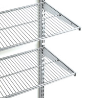 elfa Ventilated Shelving