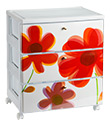 Poppy 3-Drawer Chest