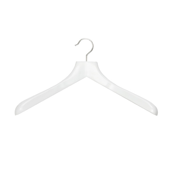 Superior Coat Hanger White