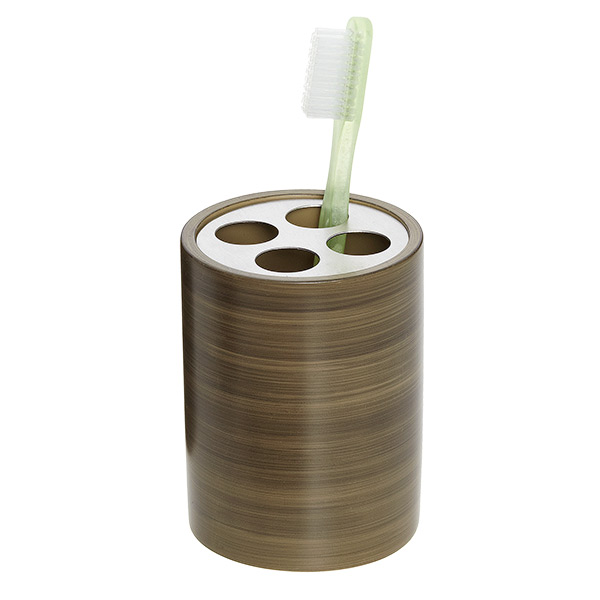 Palm Toothbrush Holder Olive