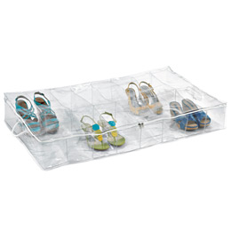 The Humble Abode Shoe Storage Solutions