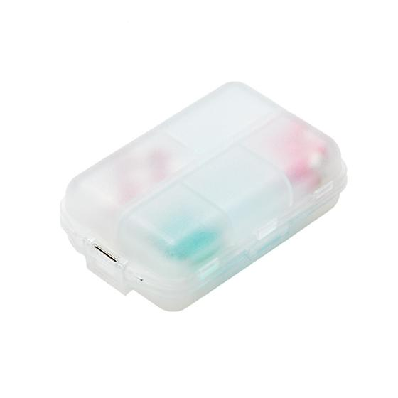 Double-Sided Pill Box