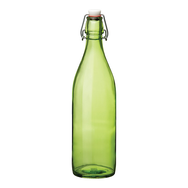 34 oz. Giara Water Bottle Lime Green