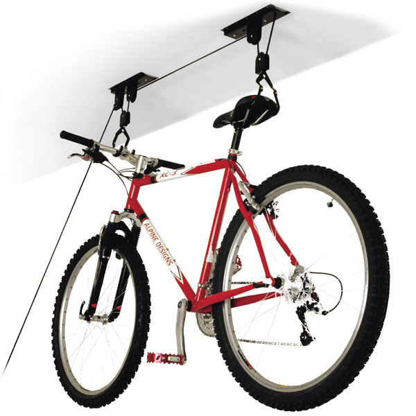 Bikes Up And Away Floor To Ceiling Best Bicycle Rack for Rarely