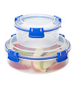 Klip-It® Round Food Storage