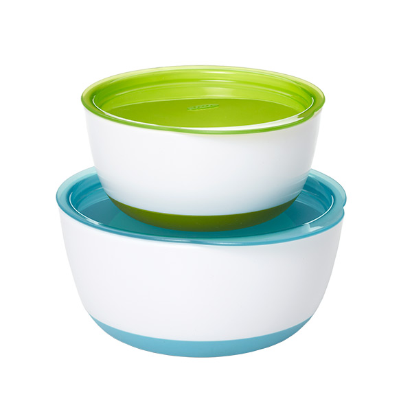 Glass Bowls With Plastic Lids images