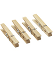 Bamboo Clothespins