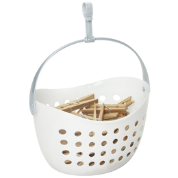 Clothespin Caddy