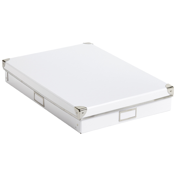 Bigso Art Storage Box White
