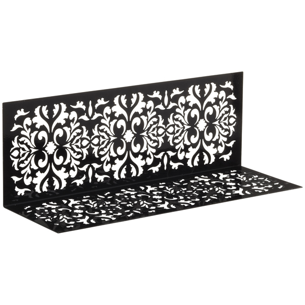 Umbra Myriad Shelf Black