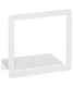 Umbra Simple Display Shelf White