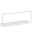Umbra® Simple Long Display Shelf White