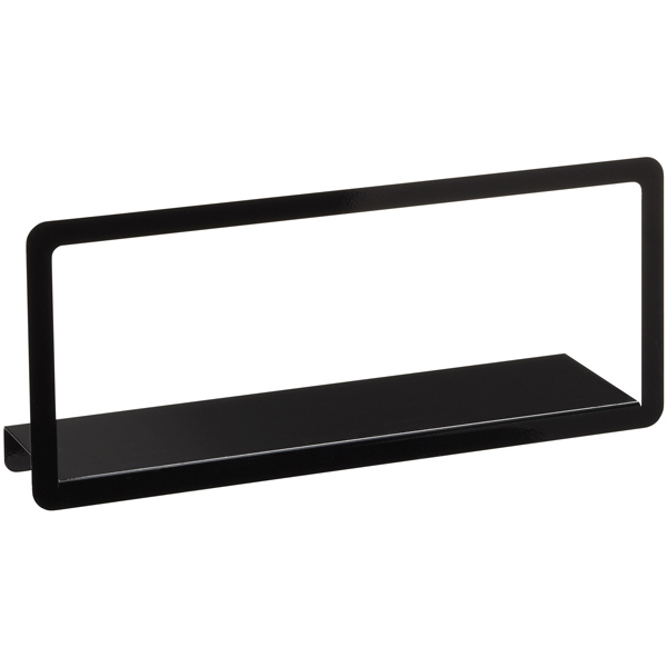 Umbra Simple Long Display Shelf Black