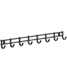 Axis Horizontal Tie & Belt Rack Bronze
