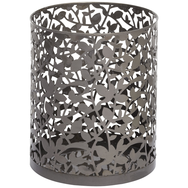 Ivy Wastebasket Clear Coat