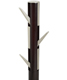 Umbra Flapper Coat Rack Espresso